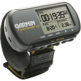 Garmin Forerunner 101 Wrist-Mounted GPS Personal Training Device