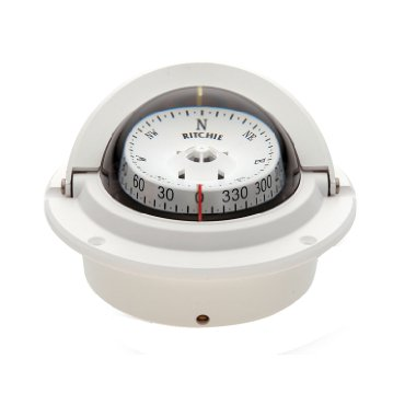 Ritchie - Voyager Series F-83W Compass - Flush Mount
