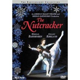 Tchaikovsky - The Nutcracker / Baryshnikov, Kirkland, Charmoli