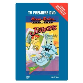 Jetsons - Microchip Chump  (TV Premiere DVD)