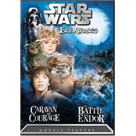 Star Wars Ewok Adventures - Caravan of Courage (aka The Ewok Adventure) / The Battle for Endor