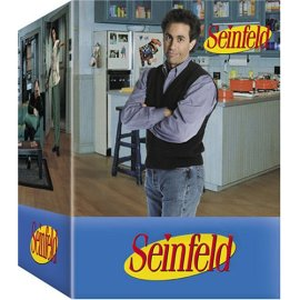 Seinfeld Limited Edition Gift Set (Seasons 1-3 with Original Script, Salt & Pepper Shakers, and Playing Cards)