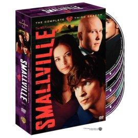Smallville - The Complete Third Season