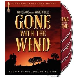 Gone with the Wind (4-Disc Collector's Edition)