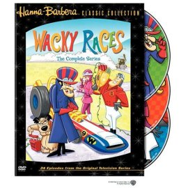 Wacky Races - The Complete Series