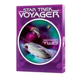 Star Trek Voyager - The Complete Second Season