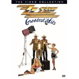 ZZ Top - Greatest Hits - The Video Collection