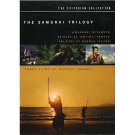 Samurai Trilogy Box Set - Criterion Collection