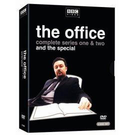 The Office - The Complete Collection (First And Second Series Plus Special)