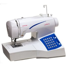Singer CE-100 Futura Sewing and Embroidery Machine