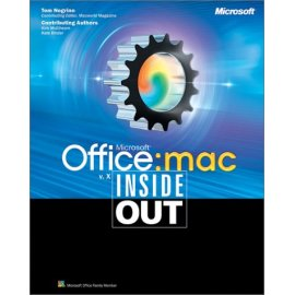 Microsoft Office v. X for Mac Inside Out