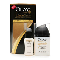 Olay Total Effects Moisturizing Vitamin Complex, UV Protection, Fragrance Free