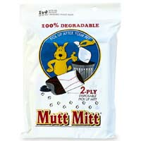 Mutt Mitt 2-Ply Disposable Pick-Up Mitt