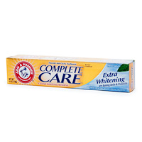 Arm & Hammer Complete Care Fluoride Toothpaste Plus Extra Whitening, Mint