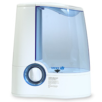 Vicks Warm Mist Humidifier (V745A)