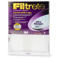 Filtrete Ultra Allergen Reduction Filters, 14 in. x 25 in. x 1in.