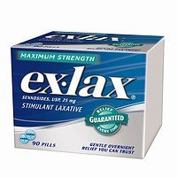 ex-lax Maximum Strength Stimulant Laxative, Pills