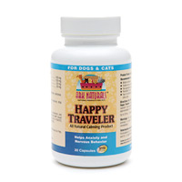 Ark Naturals Happy Traveler All Natural Calming Formula, Capsules