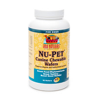 Ark Naturals Nu-Pet Canine Chewable Wafers, A Healthy Pet Treat