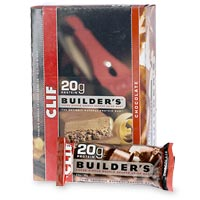 Clif Builder's Natural Protein Bar, Chocolate, Chocolate