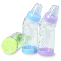 Playtex Reusables VentAire Bubble Free Bottle System 3-Pack, 6 oz
