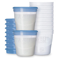 Avent Via Breast Milk Storage Kit