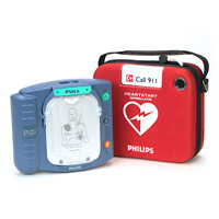 Philips HeartStart Home Automated External Defibrillator (AED)