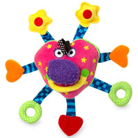 Whoozit Baby Tizoo Activity Toy, Small