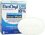 PanOxyl Bar 10% - 4 oz