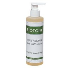 BIOTONE Nutri Naturals Light Massage Oil