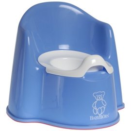 Baby Bjorn Potty Chair - Ocean Blue