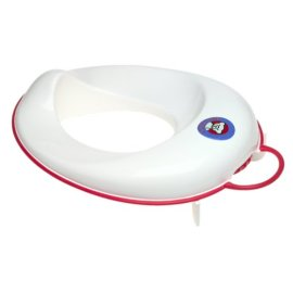 Baby Bjorn Toilet Trainer - White and Red