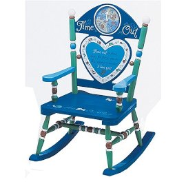 Boys' Timeout Rocking Chair