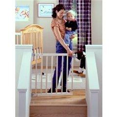 Stairway Wooden Swing Gate