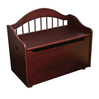 KidKraft Limited Edition Toy Box (Cherry)