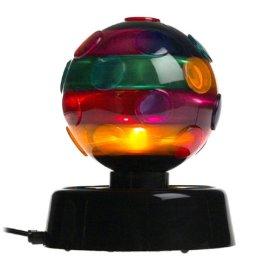 4 Rotating Disco Ball Light