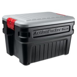 Rubbermaid 24-Gal. Action Packer Storage