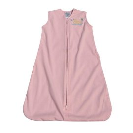 HALO Sleepsack Wearable Cotton Blanket - Pink (M)
