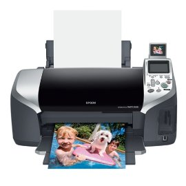 Epson Stylus R320 Photo Inkjet Printer