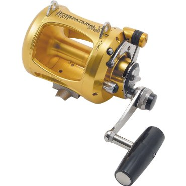 Penn 30VSW International V Saltwater 2-Speed Lever Drag Reel