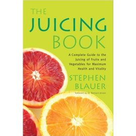 Juicing Book (Avery Health Guides)