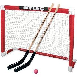 Deluxe Hockey Goal Set