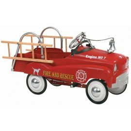 Instep Pedal Fire Truck - PC300