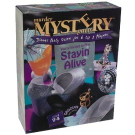 Staying Alive Murder Mystery