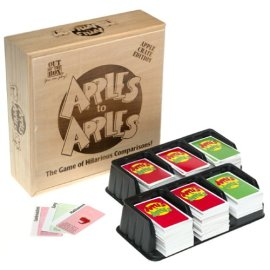 Apples to Apples: Apple Crate Edition