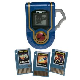 Megaman Pet Personal Terminal: #1
