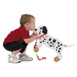 Spotty Pull Along Toy