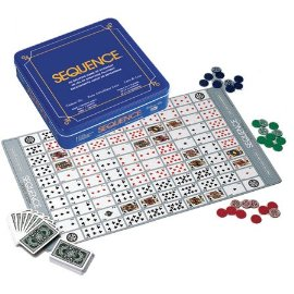 Deluxe Sequence Game