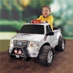 Power Wheels Ford F150 Ride-On Truck