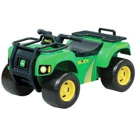 John Deere Buck Utility ATV Ride-On
